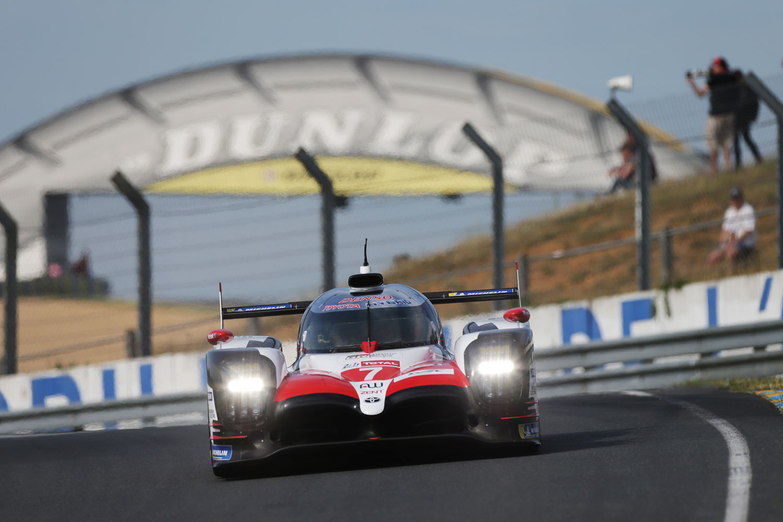 Toyota TS050 Hybrid - Le Mans (Foto: Toyota)