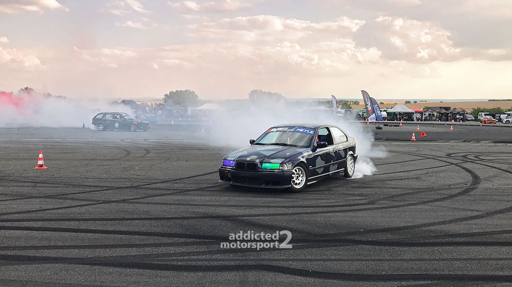 Smoke Junkies - BMW Syndikat Asphaltfieber 2018