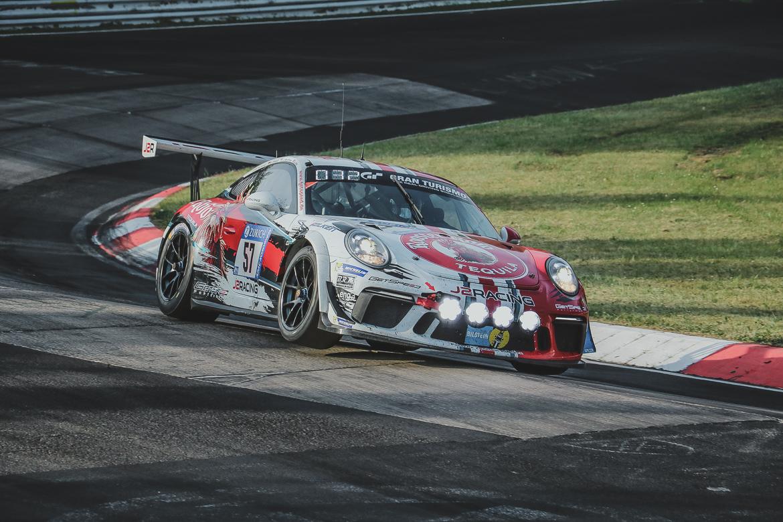 J2 Racing Porsche 991 GT3 Cup - 24h NBR 2018