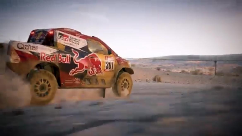 Trailer zu Dakar 18 (Screenshot Youtube)