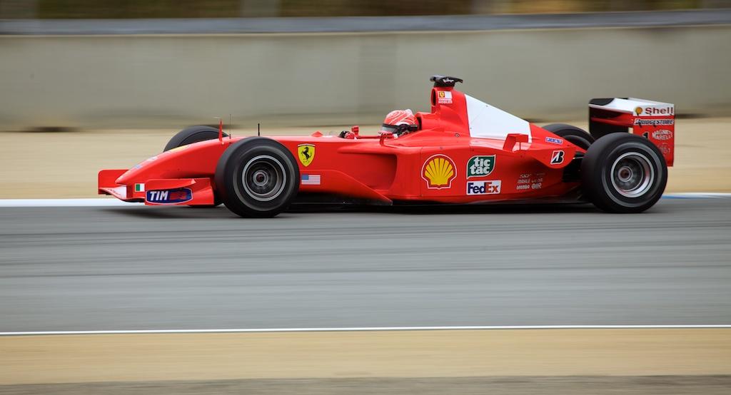 Ferrari F2001 (Foto: Charles, CC BY-NC 2.0)
