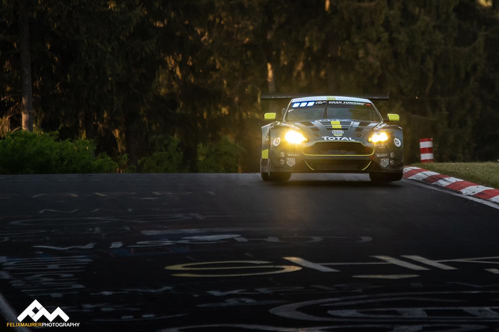 Aston Martin V12 Vantage GT3 - 24h NBR 2018 (Foto: Felix Maurer)
