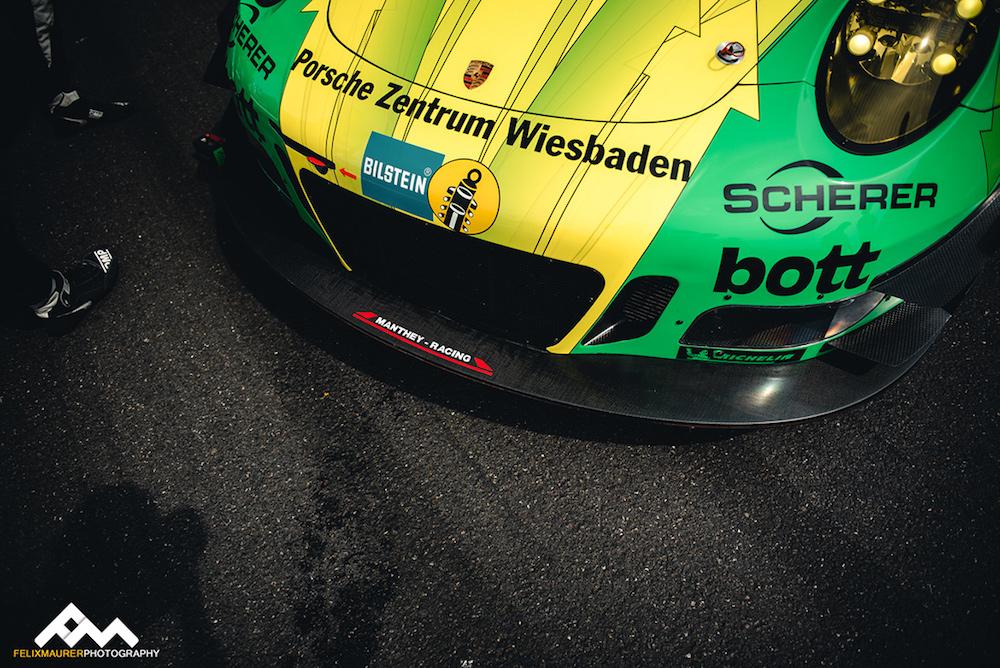 Manthey Porsche 911 GT3 R #912 - 24h NBR 2018 (Foto: Felix Maurer)