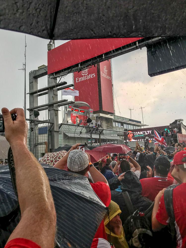 Siegerehrung - Formula 1 Grand Prix Deutschland 2018