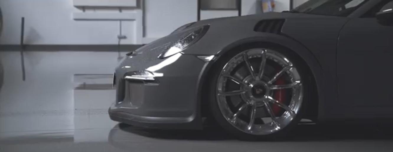 Porsche 991 GT Turbo (Youtube/JP Performance)