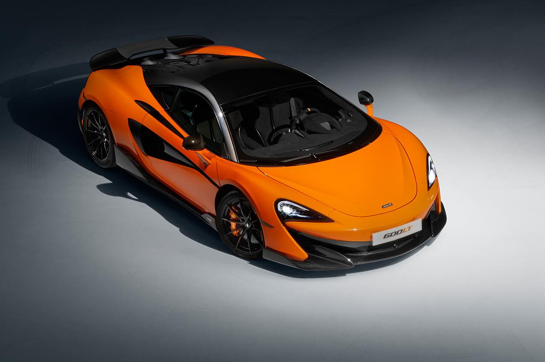 McLaren 600LT (Foto: McLaren)