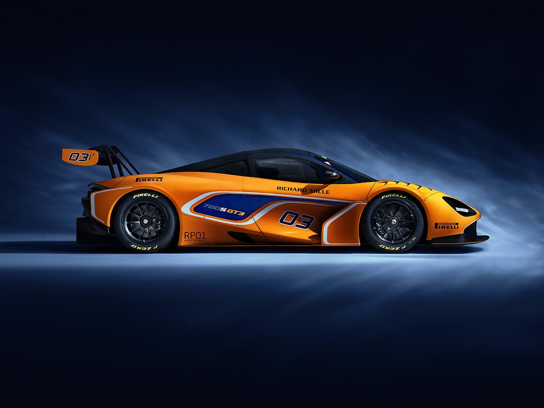 McLaren 720S GT3 (Foto: McLaren)