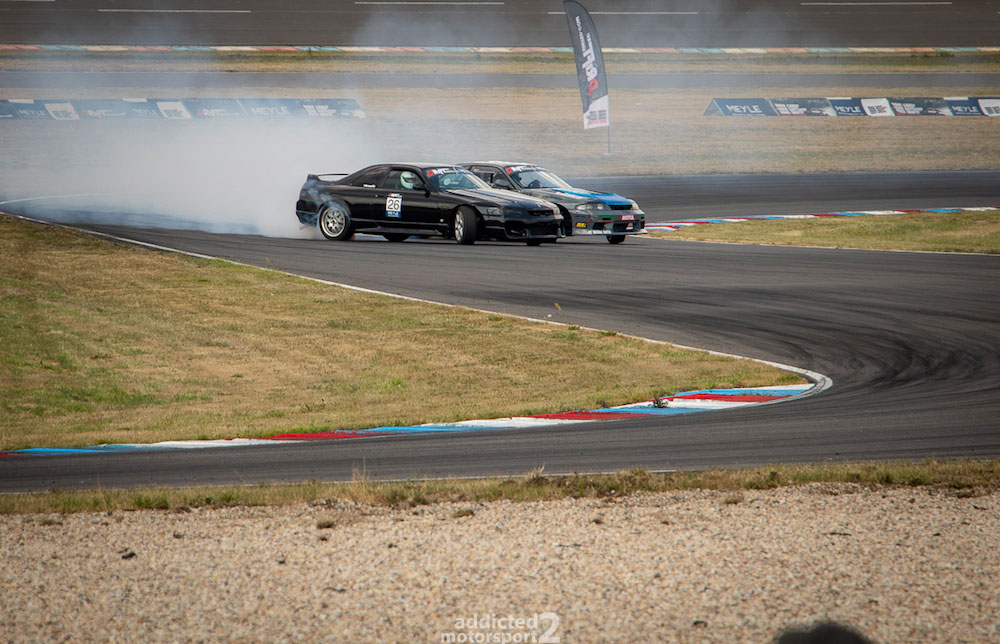 Philipp Marquardt, Nissan Skyline - Reisbrennen 2018