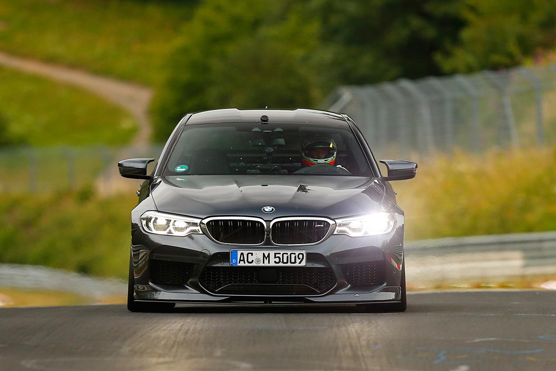 BMW M5 by AC Schnitzer auf der Nordschleife (Foto: AC Schnitzer)