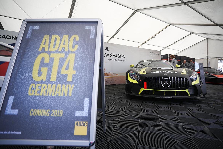 ADAC GT4 Germany Präsentation 2018 (Foto: ADAC Motorsport)