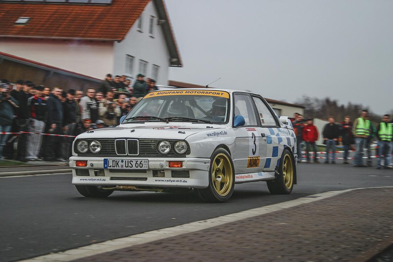 BMW E30 M3 - Rallye Frielendorf 2008