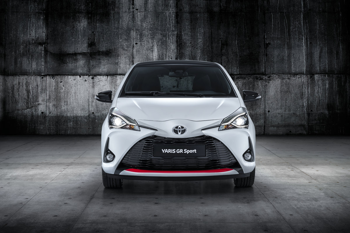 Toyota Yaris GR-S (Foto: Toyota)