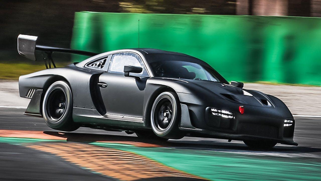 2019 Porsche 935 Monza Test