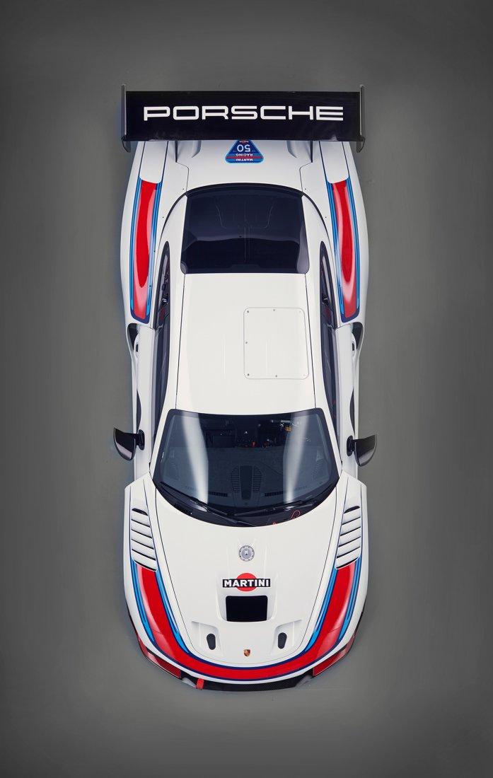 Porsche 935 auf Basis des 991.2 GT2 RS (Foto: Porsche)
