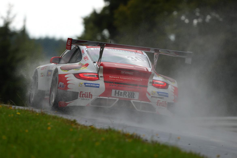Porsche 997 GT3 R - VLN 2014 (Foto: Jan Brucke/VLN)