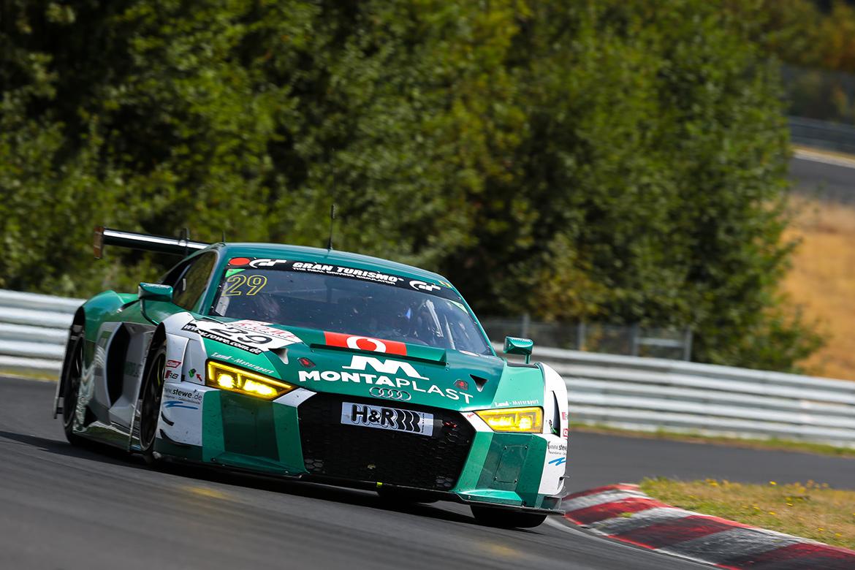 Audi R8 LMS GT3 - Land Motorsport - VLN6 2018 (Foto: VLN)