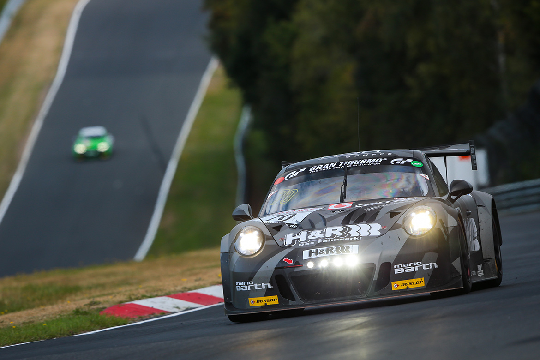 Porsche 991 GT3 Cup MR - Uwe Alzen Automotive - VLN6 2018 (Foto: VLN)