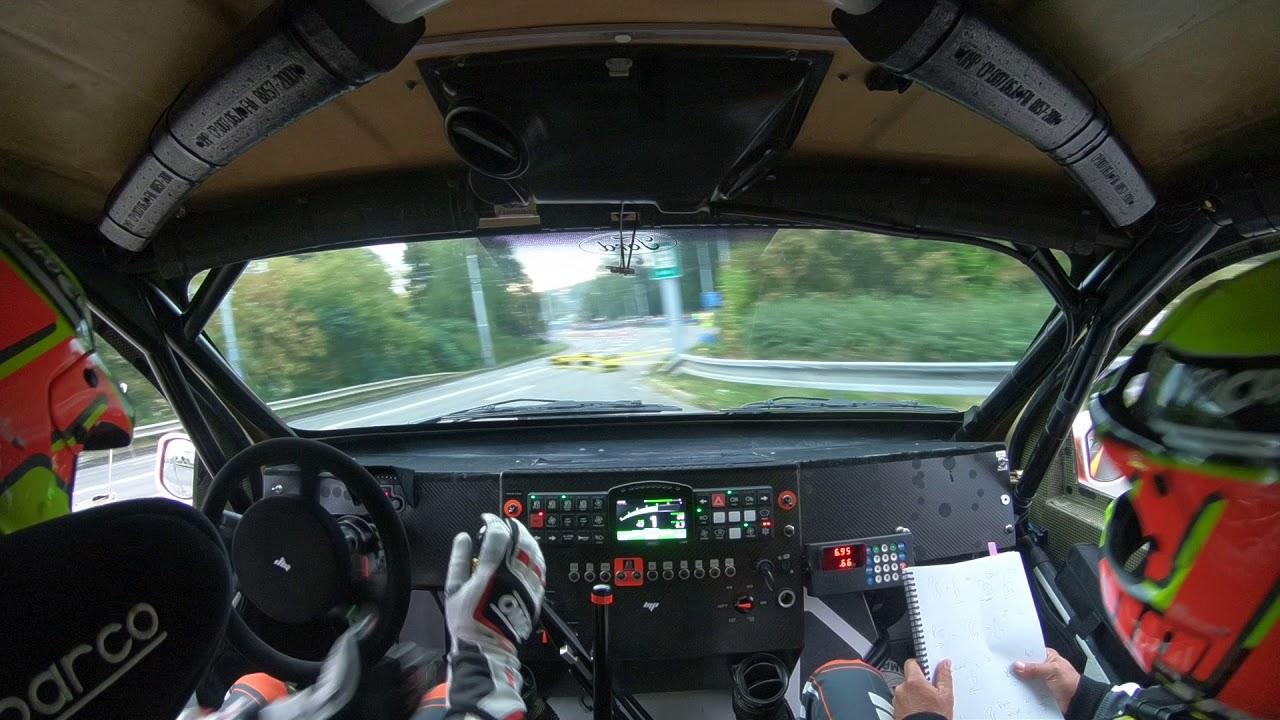 M. Prokop - Rally Zlin 2018 (Youtube/Martin Prokop)