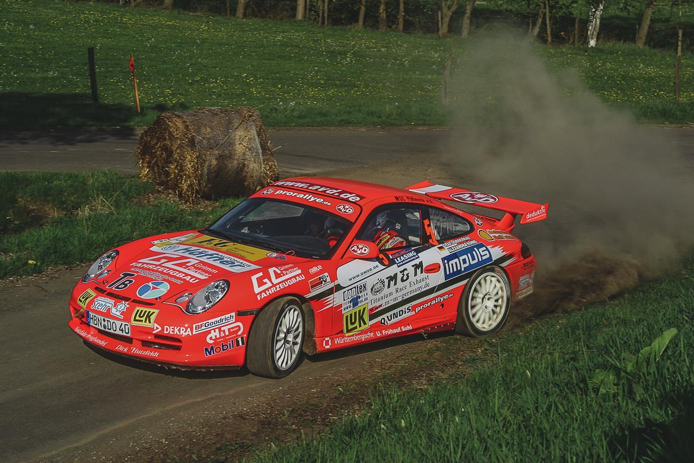 Olaf Dobberkau - Porsche 996 GT3 - Rallye Vogelsberg 2009