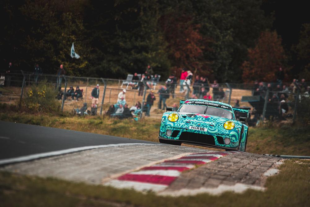 Falken Porsche 991.2 GT3 R (SP-X) - VLN7 2018 (Foto: Felix Maurer)