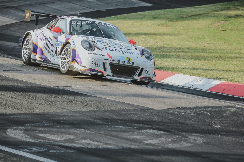 Porsche 911 GT3 Cup MR - 24h NBR 2018 (Foto: Robin Laudemann)