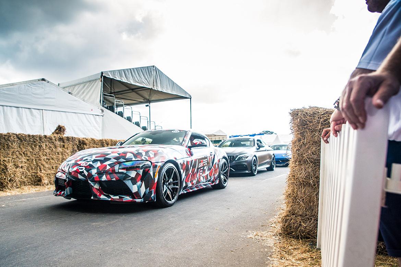 2019 Toyota Supra A90 (Foto: Toyota)