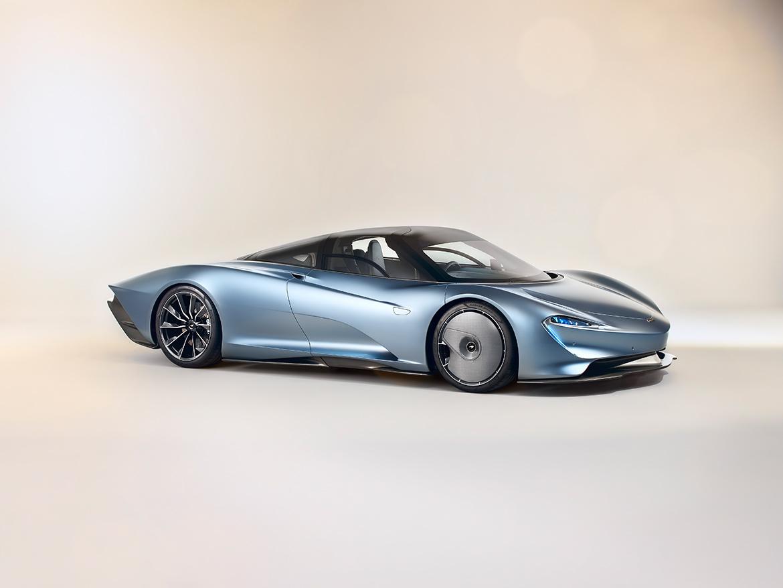 McLaren Speedtail (Foto: McLaren)