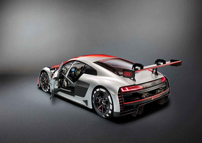 2019 Audi R8 LMS Evo (Foto: Audi)
