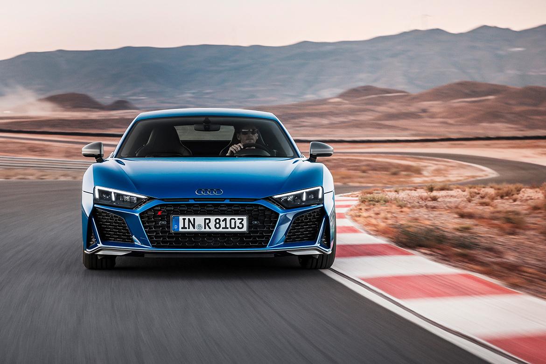 2019 Audi R8 (Foto: Audi)