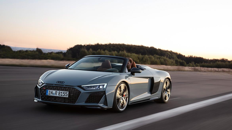 2019 Audi R8 Spyder (Foto: Audi)