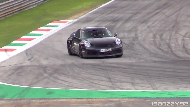 Porsche 992 - Monza (Youtube/19BOZZY92)
