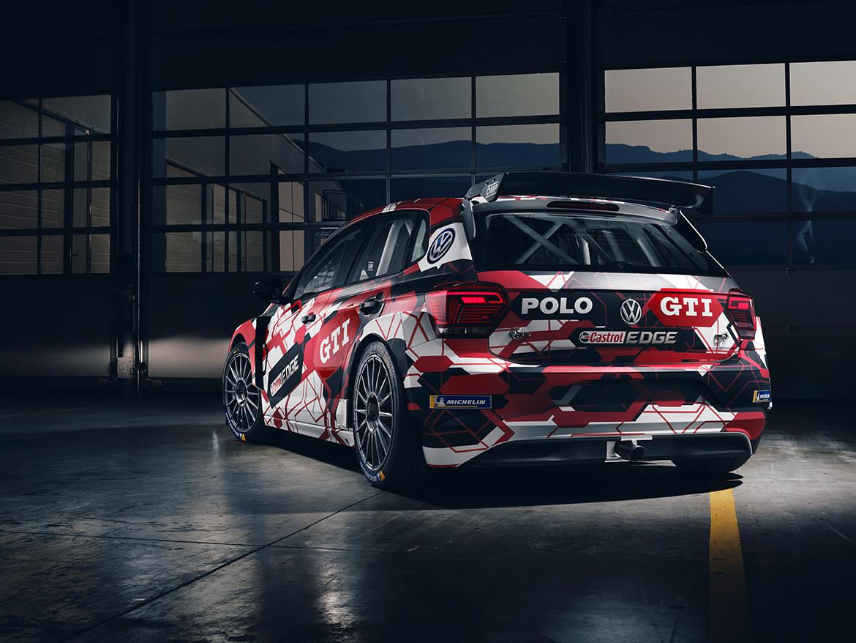 VW Polo R5 (Foto: Volkswagen)