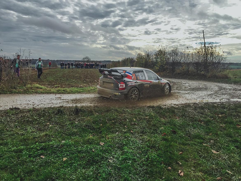 Rallye & Rallycross - Magazine cover