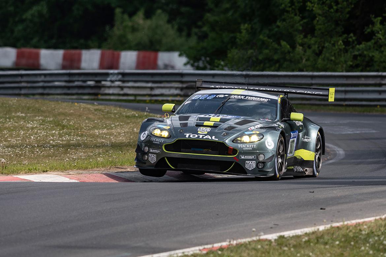 Aston Martin V12 Vantage GT3 - 24h NBR 2018 (Foto: Aston Martin)