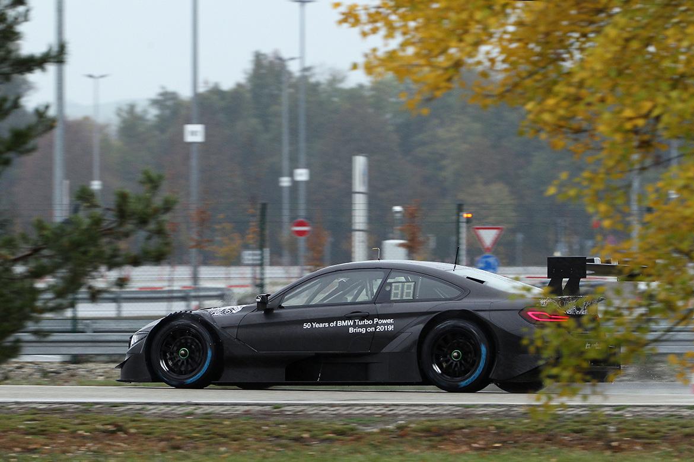 BMW M4 DTM Versuchsträger für Class One Reglement (Foto: BMW)