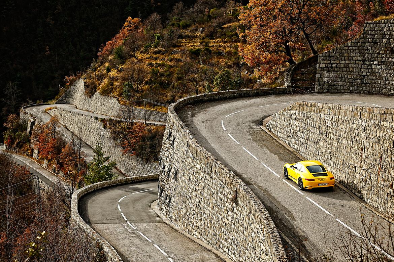 Porsche 911 Carrera T (Foto: Porsche)
