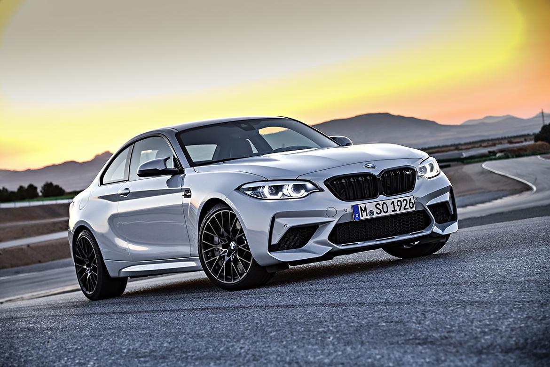 BMW M2 Competition – Supertest Nordschleife