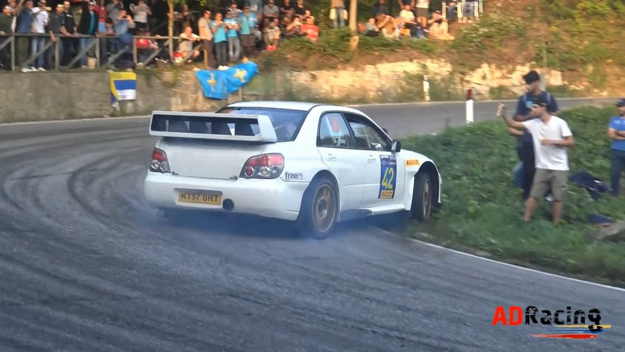 Rallylegend San marino 2018 (Youtube/ADRacing Rallyes)