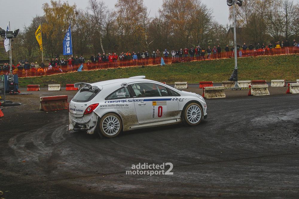 Horst Rotter - rallyesprint.eu 2008 (Foto: Robin Laudemann)