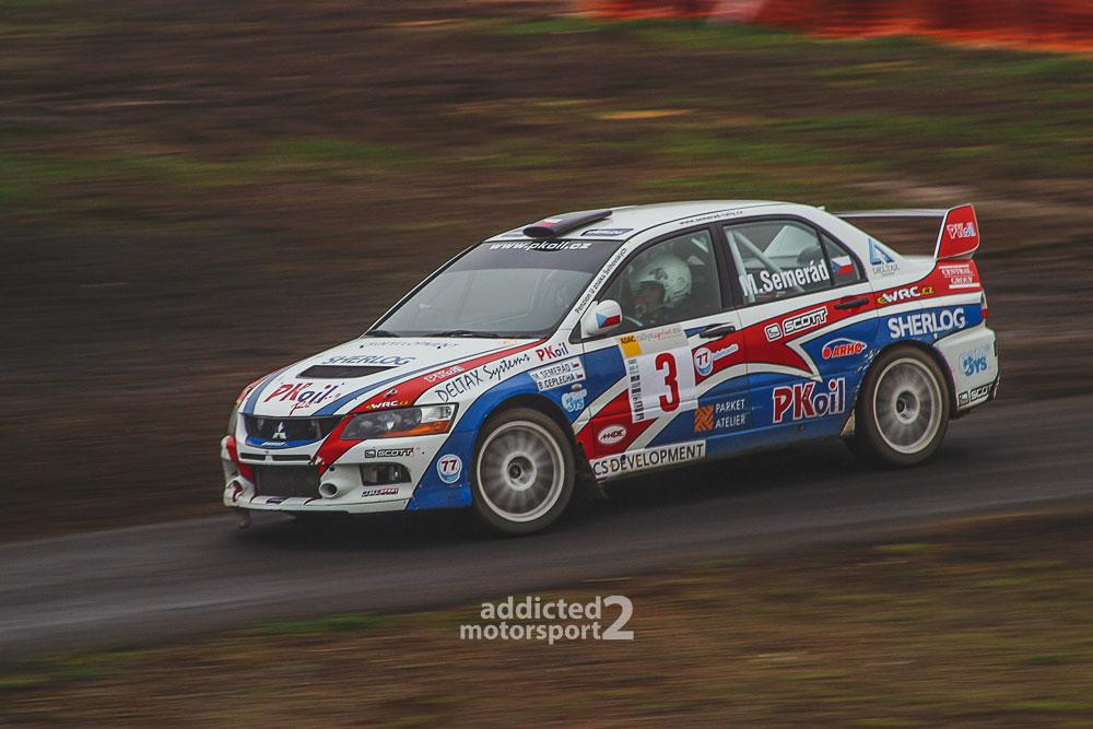 Martin Semerad - rallyesprint.eu 2008 (Foto: Robin Laudemann)