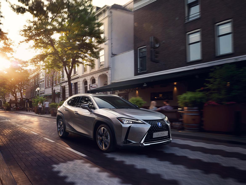 Lexus UX (Foto: Lexus)