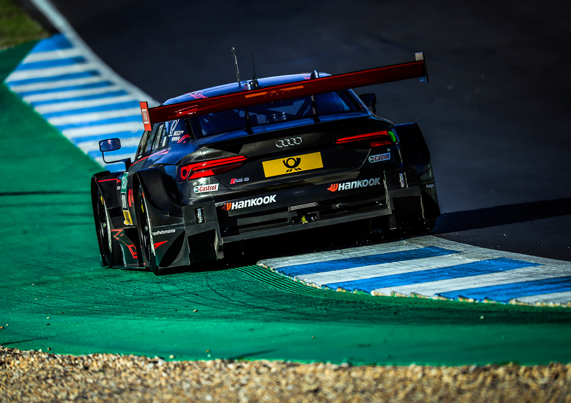 Audi RS5 DTM 2019 - DTM Test Estoril 2018 (Foto: Audi)
