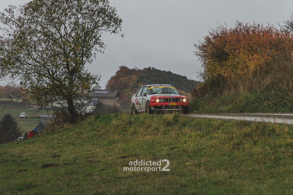 Mats van den Brand - BMW E30 M3 - Rallye Köln-Ahrweiler 2018 (Foto: Robin Laudemann)