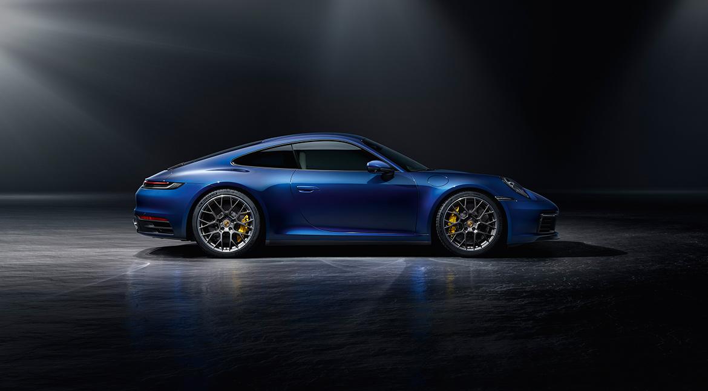 2019 Porsche 911 992