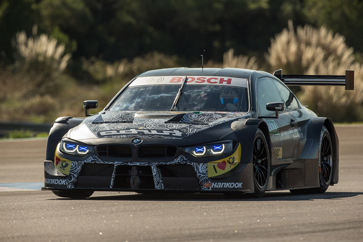 BMW M4 DTM 2019 - DTM Test Estoril 2018 (Foto: BMW)