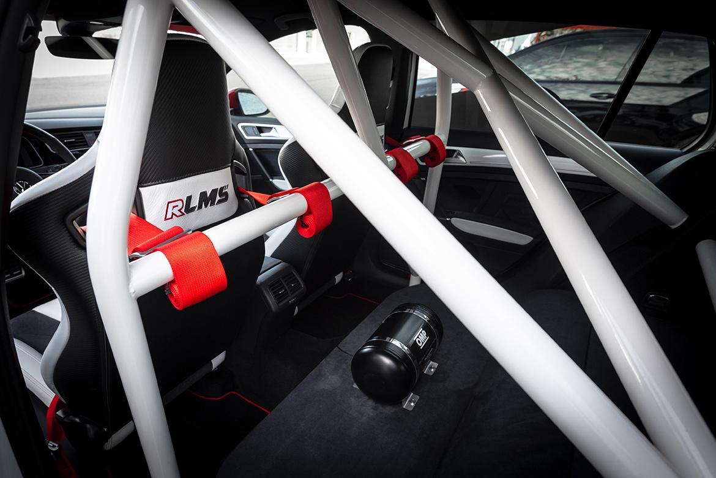 APR VW Golf RLMS (Foto: APR)