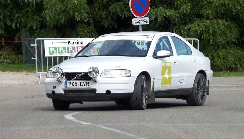 M Sport Volvo S60 Recce Car (Youtube/lweb67)