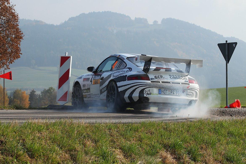 Ruben Zeltner - Porsche 996 GT3 (Foto: ADAC Motorsport)
