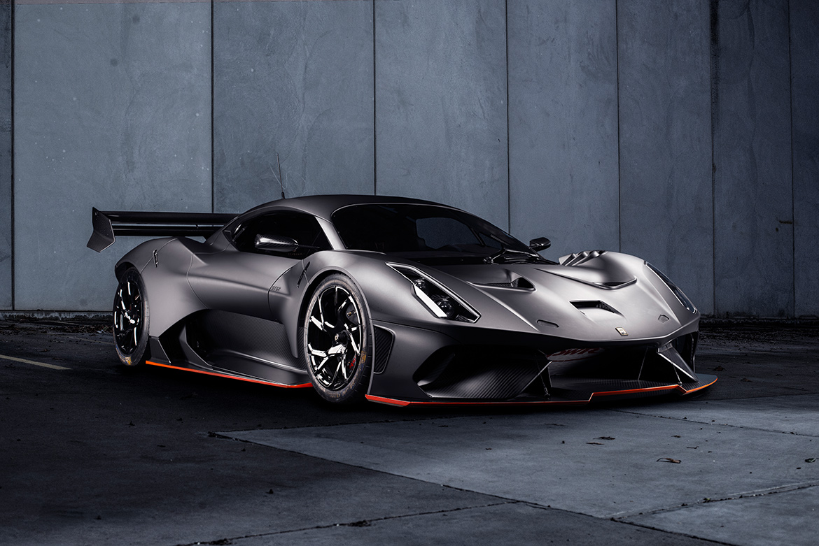 Brabham BT62 Road Version (Foto: Brabham Automotive)
