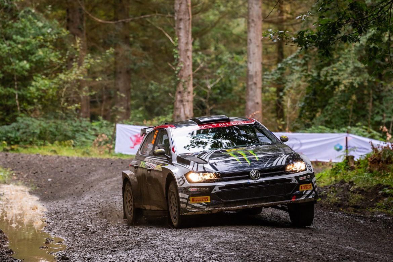 Petter Solberg beendet Karriere mit WRC2-Sieg